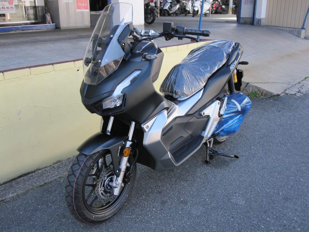 ADV150-BLK-N2