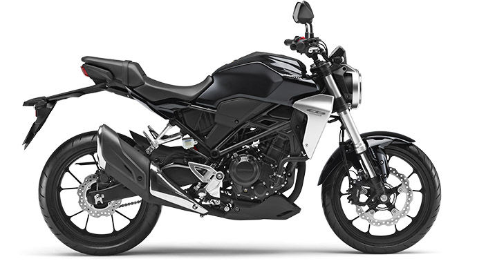 CB250R ブラック