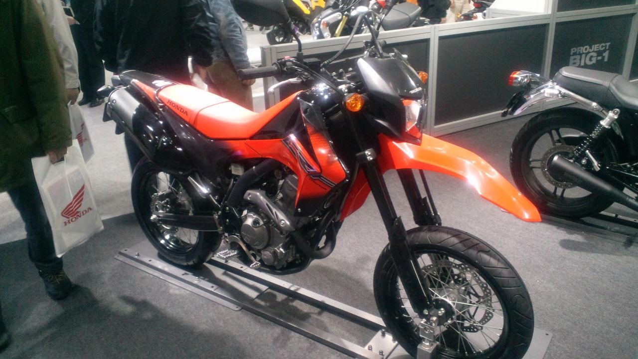 ホンダ CRF250-M