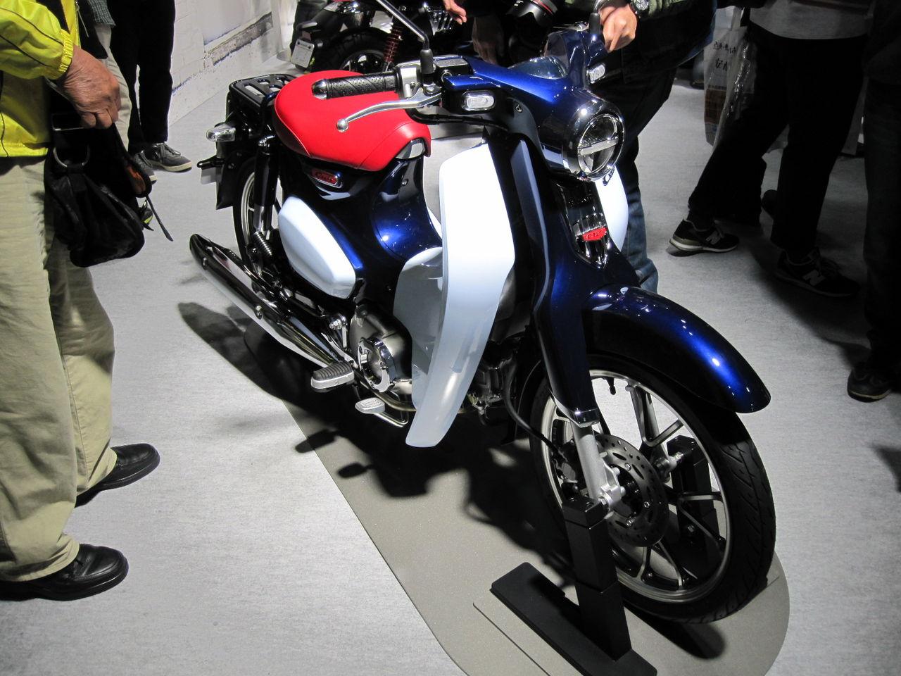 ホンダC125