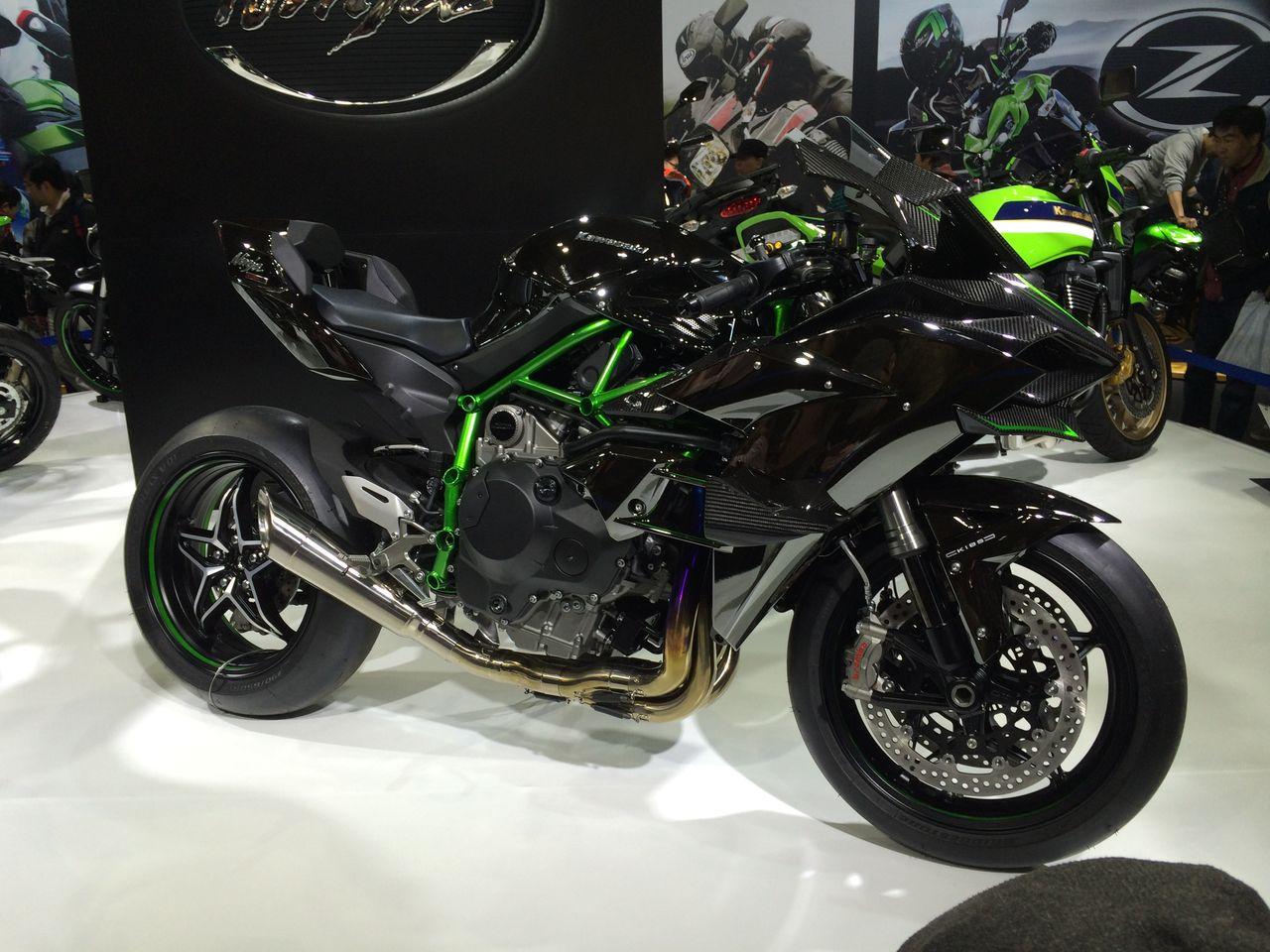 Ninja H2R 1000cc