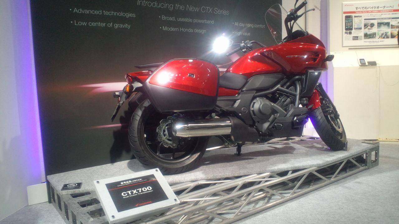 ホンダ CTX700